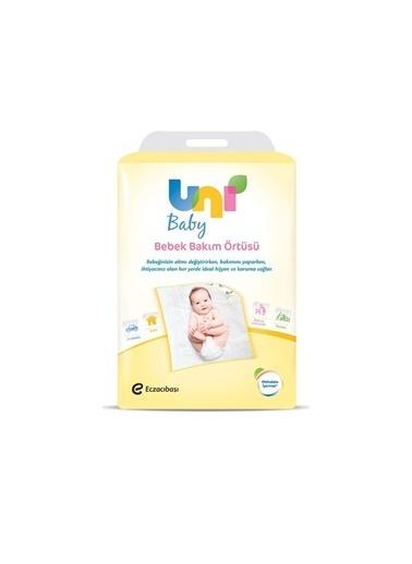 Uni Baby Bebek Bakım Örtüsü 6 Paket Toplam 60 Adet Renkli